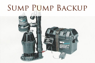 Sump Pump Backup