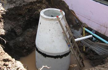 Exterior Sump Pump Installation Experts In Duluth Mn Basementpros Inc